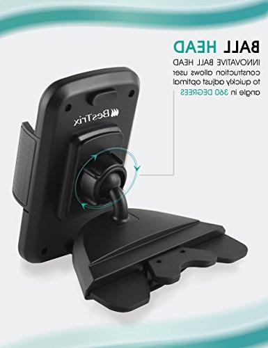 """Bestrix Smartphone for iPhone 6S 5, 4S, 4, Galaxy S6 S7 S8 Note 5 G3 G5 up to 6"""""""