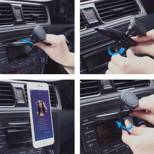 Car Magnet Slot Magnetic For Phone GPS