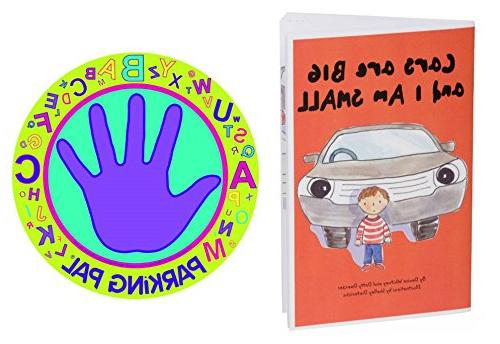 car magnet safety book combo