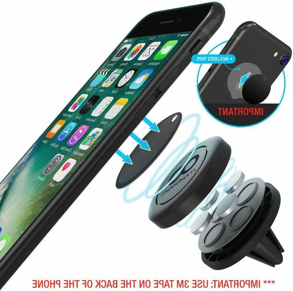 Car Phone Pack - to Vent
