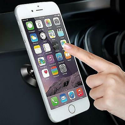 Fast Ball Patented Magnetic Ball and Socket Phone Mount Hold