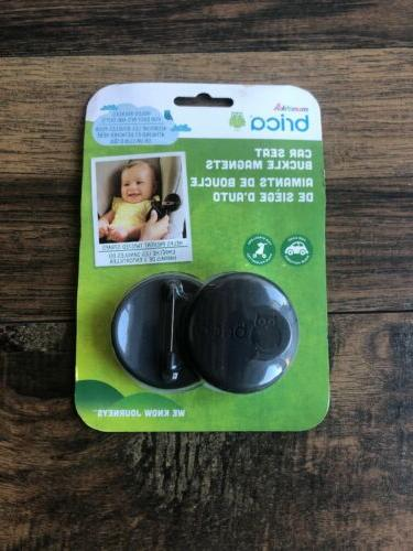 car seat harness magnet clips