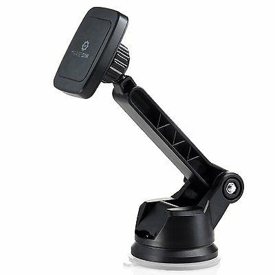 Dashboard Mount Holder Cell Phone Tablet Arm