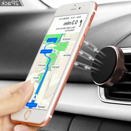 iphone gps air vent magnetic car