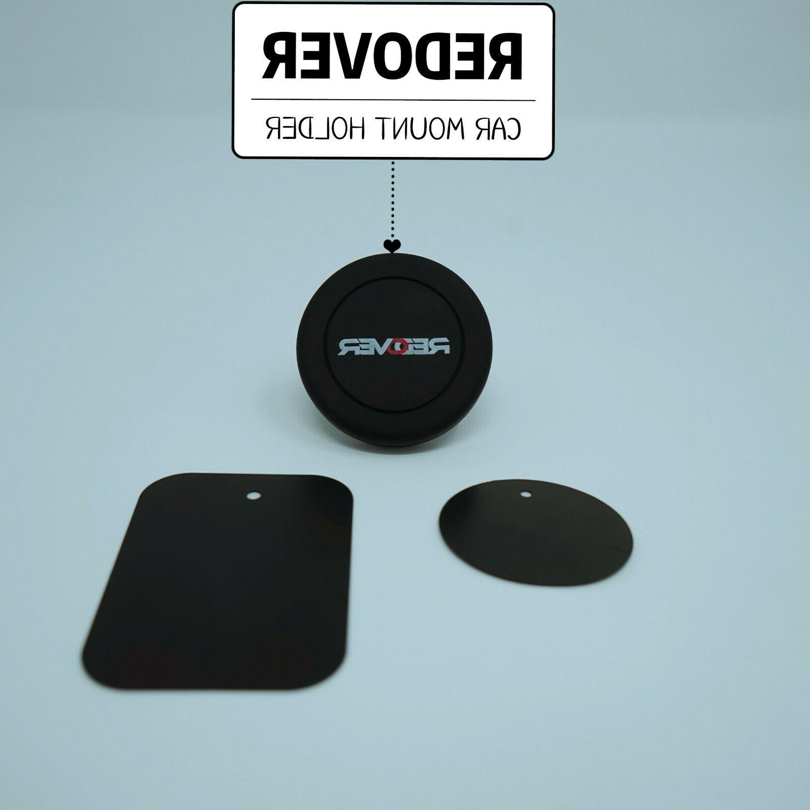 REDOVER Car Magnetic Vent for iPhone Cell Phone GPS