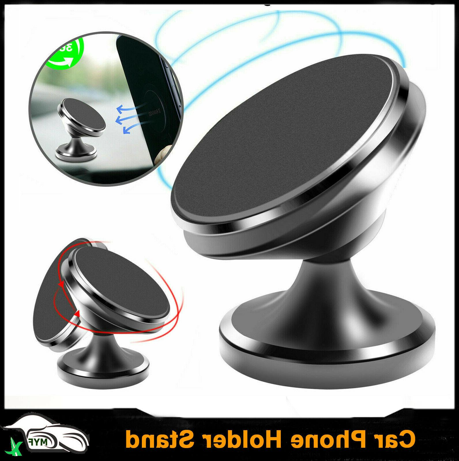 magnetic car mount car phone holder stand