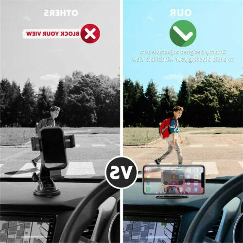 Magnetic Car Mount Phone For
