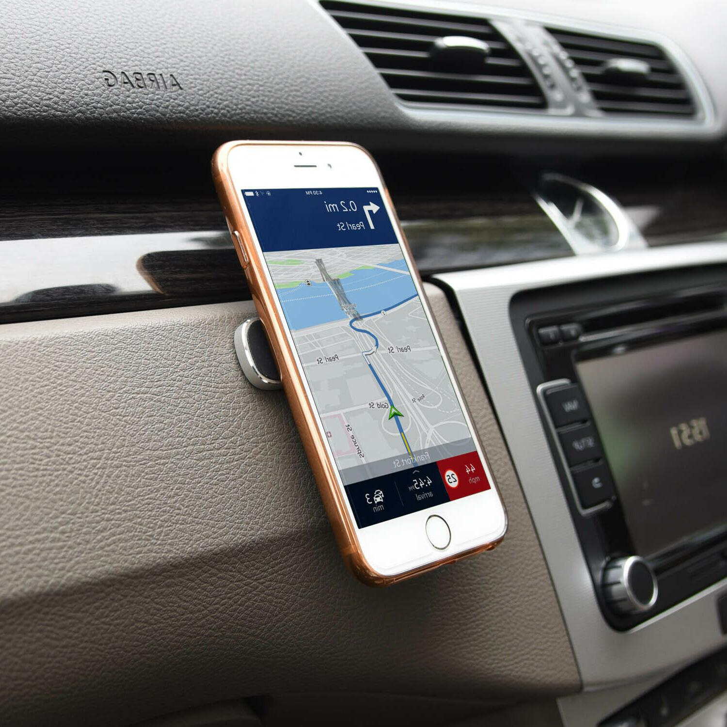 Delfy Car Mount Dashboard strong for iPhone
