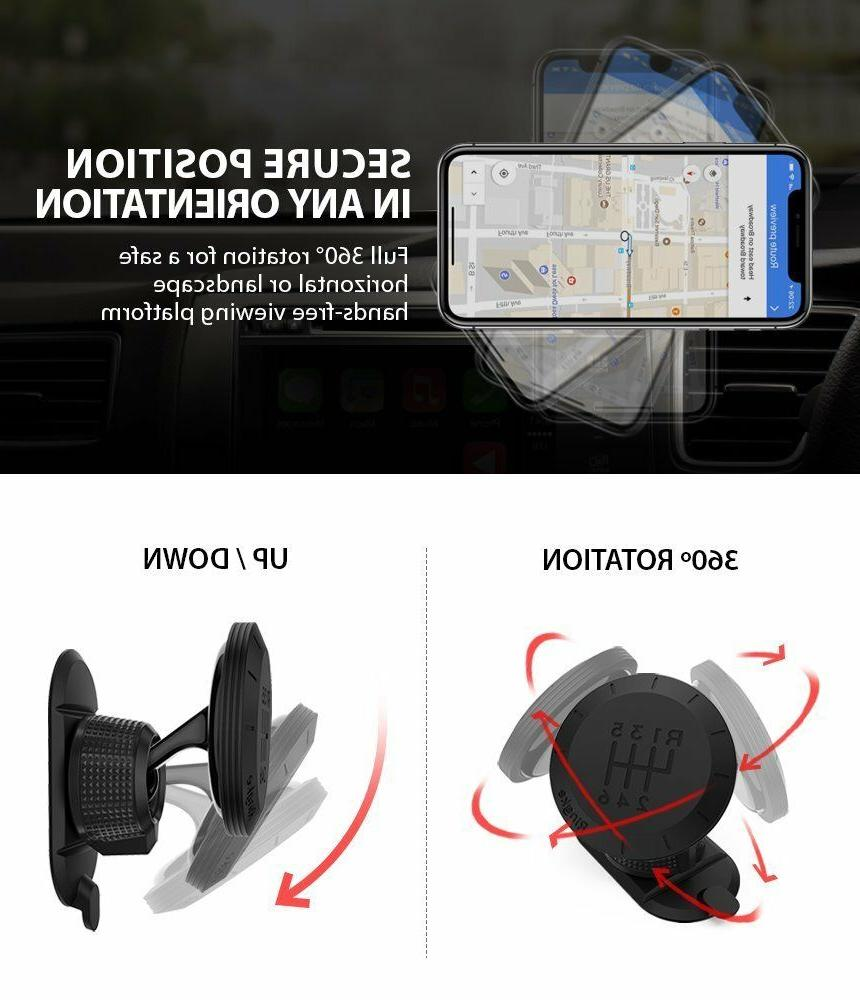 Ringke Phone Dashboard 360 Rotation With Mounting