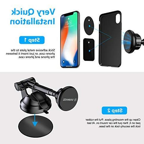 VANMASS Mount, Universal Holder for and with Compatible