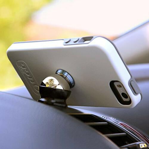 Super Stable Steel Ball Dash Magnetic Holder Car Phone Mount