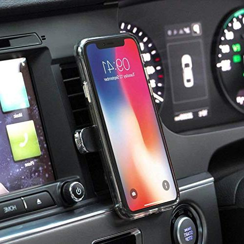 Bestrix Holder for Car Super Strong & Luxury with All Smartphones & Mini Tablets