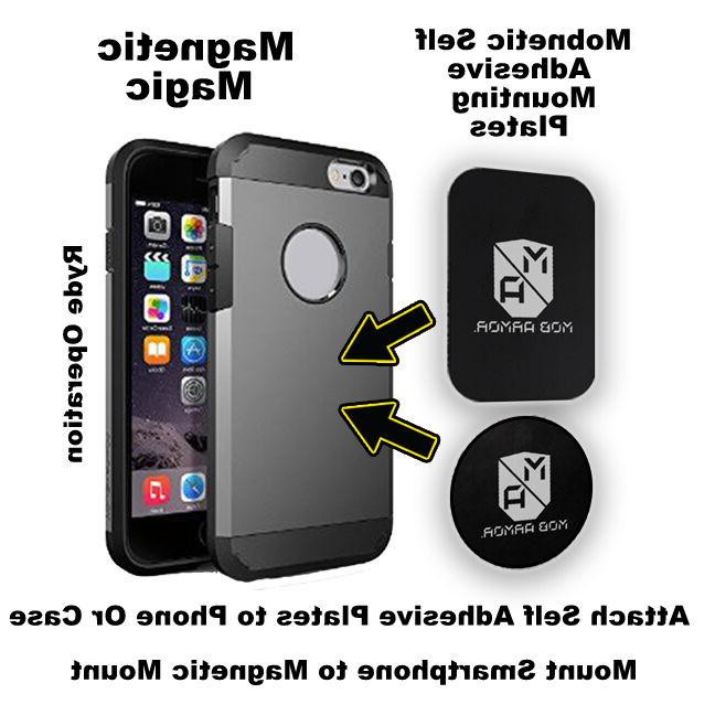 Mob Armor Pro 90 Car Cell Phone Magnet