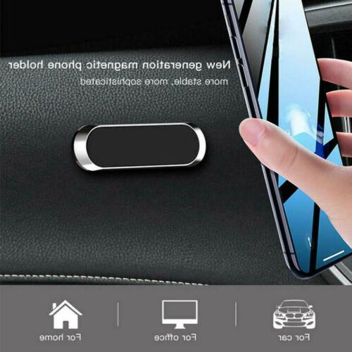 2 PCS Magnetic Car Phone Stand For Mount