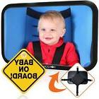 Mirror for Baby Car Seat View Rear Facing Infant in the Back