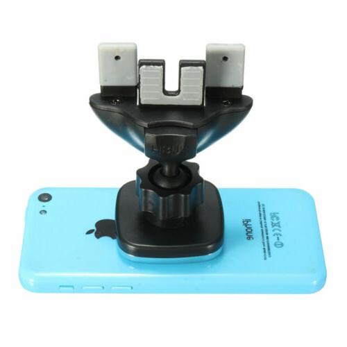 NEW 360º Magnetic CD Mount Cradle For Phone GPS