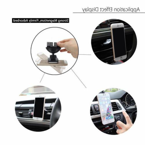 NEW 360º Magnetic Car CD Slot Mount Stand For