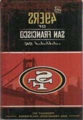 Pro Specialties Group NFL San Francisco 49Ers Fridge Magnet,