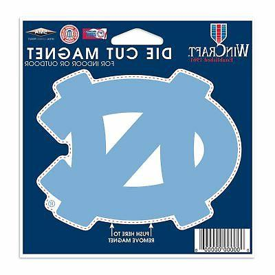 North Carolina Tar Heels Official NCAA 4.5 inch x 6 inch mag