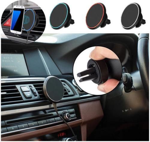Qi Car Magnet Car Cell Wireless Charger