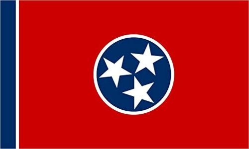 tennessee flag magnet vinyl car