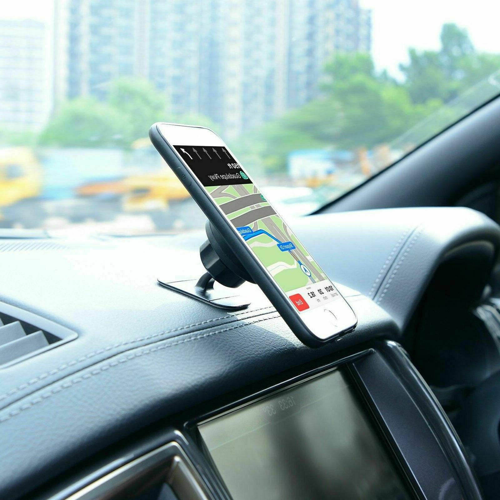 Universal 360° Car Mount Cell Stand Dashboard For