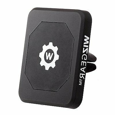 WizGear Universal Magnetic Holder, for Cell Phones and