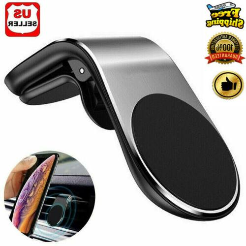 universal car magnet magnetic air vent stand