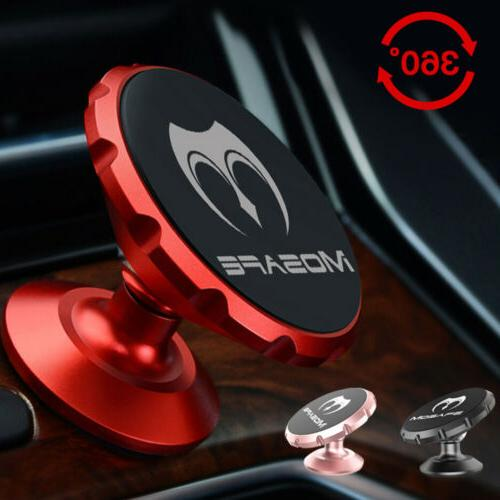 universal magnetic car cell phone holder dashboard