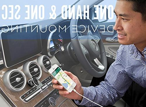 Universal Magnetic - GPS | Stylish One Hand One Sec Holder, to Safeness &