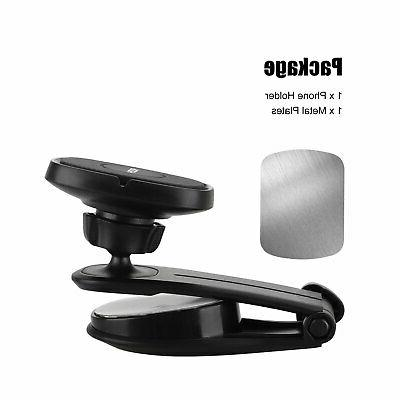 Universal Magnetic Cell Phone Holder Stand Dashboard iPhone