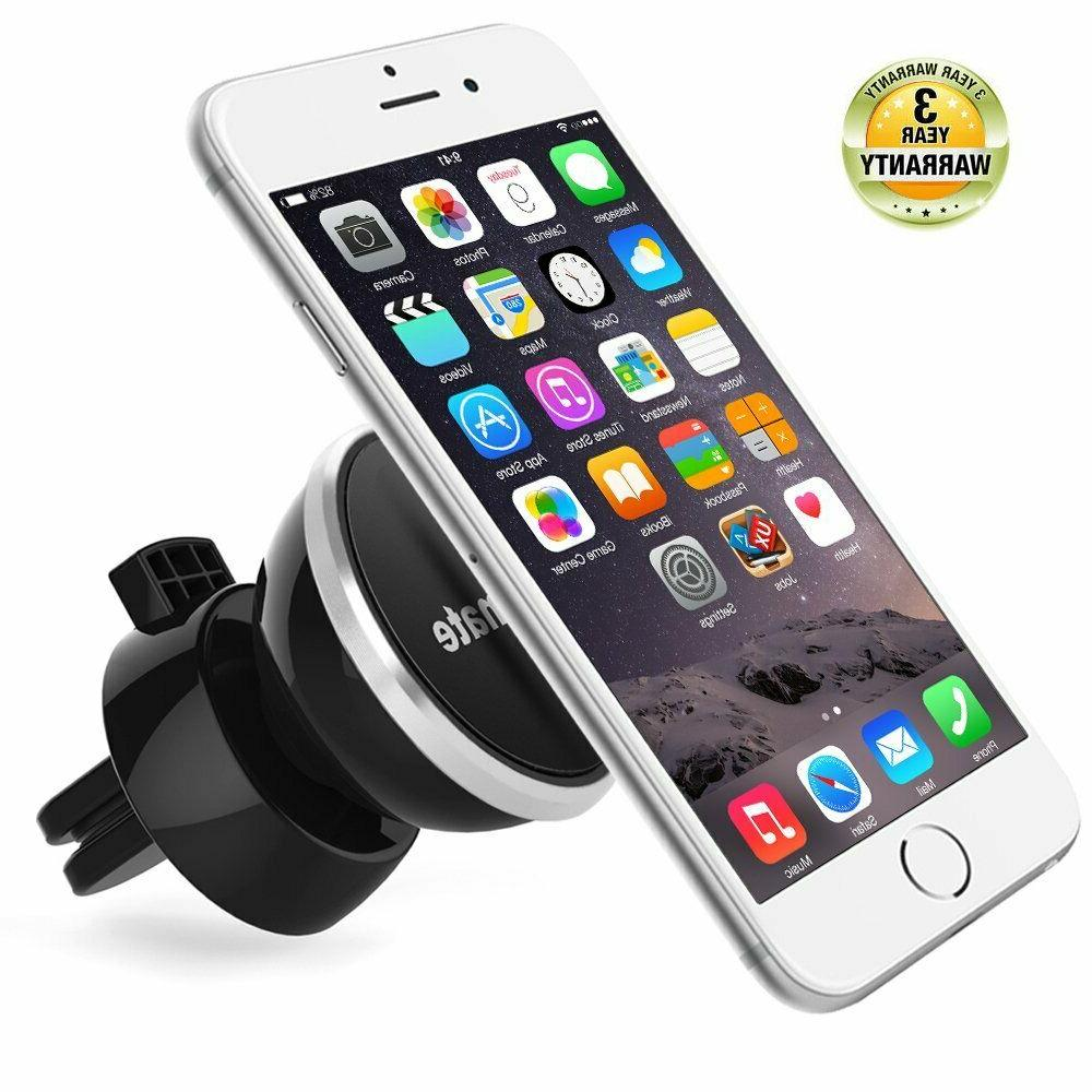 universal magnetic cell phone air vent