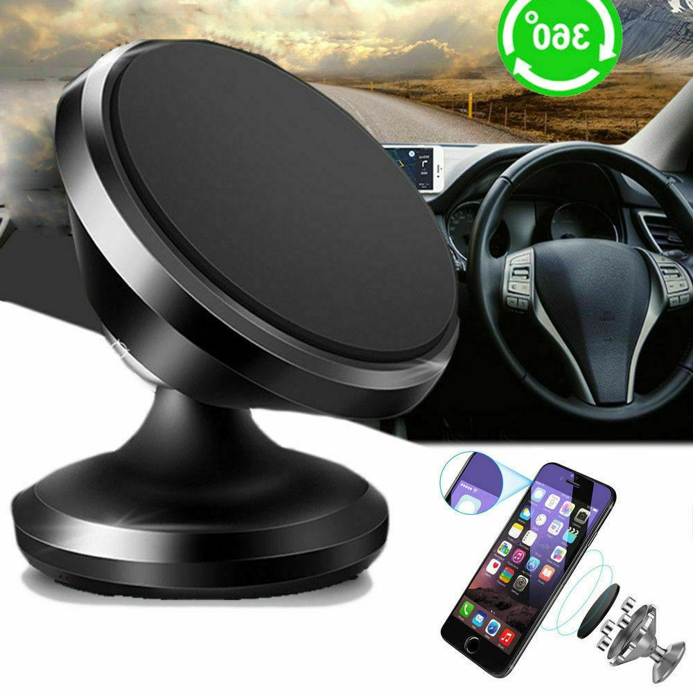 Universal 360° Mount Cell Phone Stand For Samsung GPS