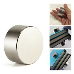 Large N52 40MM*20MM Super Strong Neodymium Round Rare Earth