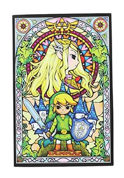 JUST FUNKY The Legend of Zelda Stained Glass Magnet