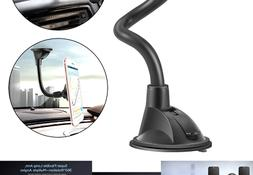 IPOW Long Arm Universal Magnetic Cradle Windshield Dashboard