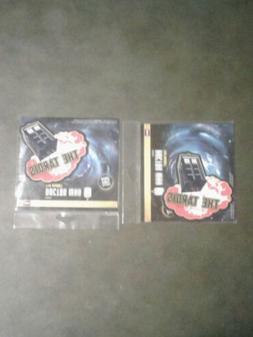 """Lot of 2 DOCTOR WHO """"THE TARDIS"""" Car / Frig Magnets NEW in P"""