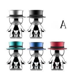 Adeeing Mad Hat <font><b>Funny</b></font> Mobile Phone Stand