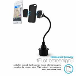 Naztech MagBuddy Universal Magnetic Cup Holder Car Mount, wi