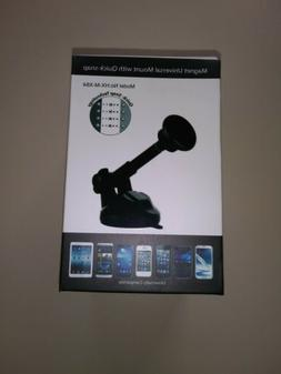 MAGNETIC CELL PHONE HOLDER Magnet Universal Mount with Quick