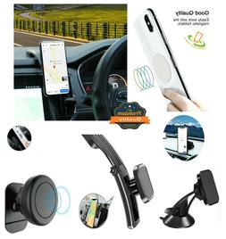 Magnetic Phone Car Mount Holder for Dashboard with Strong Ma