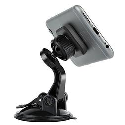 Magnetic Dash Car Mount , Universal Cell Phone Suction Cup H