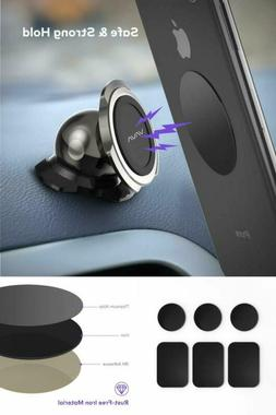 VAVA Metal Plate 6 Pack Plates Magnet Phone Holder For Car D
