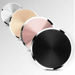 Metal Plate Adhesive Sticker Replace For Magnetic Car Mount