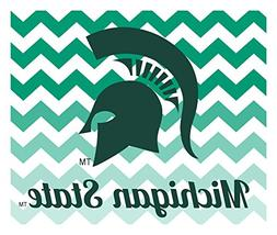 MICHIGAN STATE SPARTANS CAR MAGNET-MICHIGAN STATE SPARTANS A