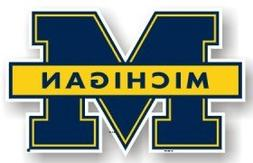 """Michigan Wolverines 12"""" Car Magnet Catalog Category: NCAA"""