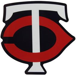 "Minnesota Twins WinCraft 6"" x 9"" Car Magnet Indoor Outdoor"