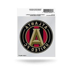 Rico MLS Atlanta United FC Small Static Cling Decal