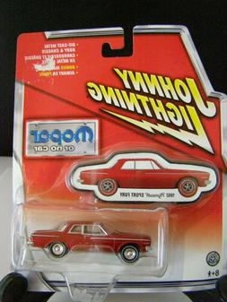 JOHNNY LIGHTNING MOPAR OR NO CAR 1962 Plymouth FURY  # 37