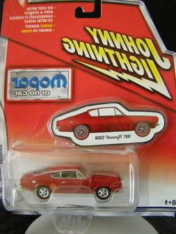 JOHNNY LIGHTNING MOPAR OR NO CAR 1967 PLYMOUTH BARRACUDA  #